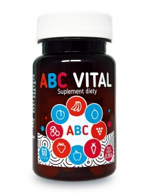 Preparat witaminowy - ABC VITAL