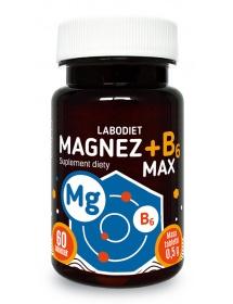 Magnez B6 Max - Labodiet